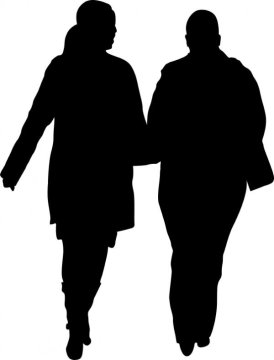 274x360 One In Five Obese Women Select Overweight Or Obese Silhouettes As