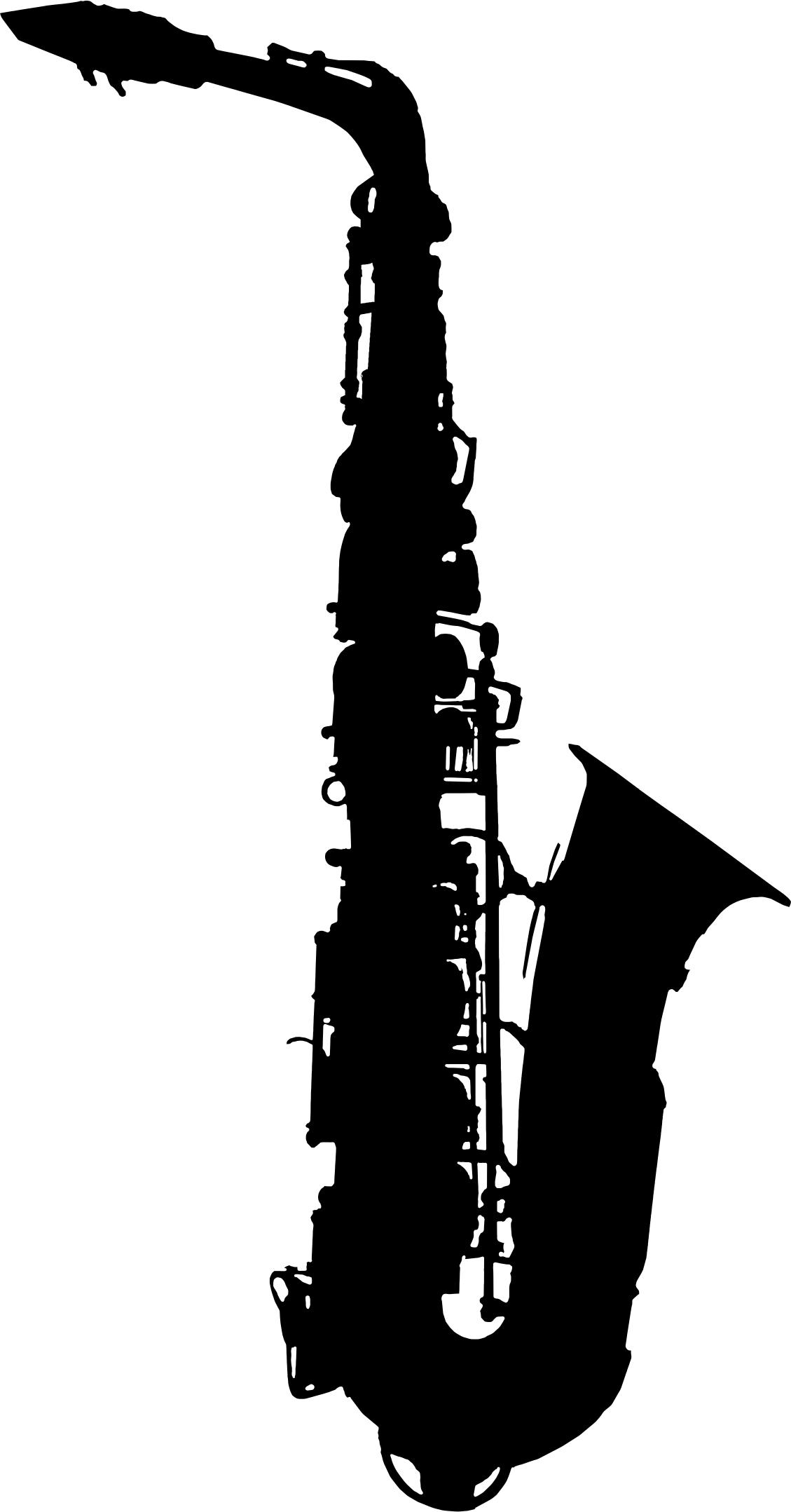 1129x2157 Saxophone Silhouette Icons Png