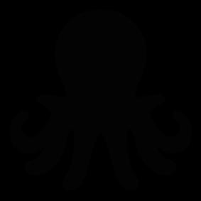 283x283 Ocean Animals Silhouettes Silhouettes Of Ocean Animals