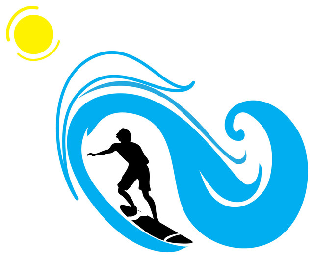 640x526 Wave Clipart Surf Wave