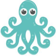 236x236 Baby Octopus Clipart
