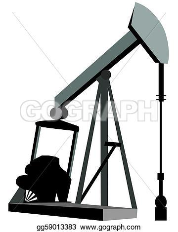 360x470 Oil Rig Clipart Oil Refinery