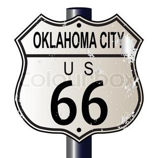 320x320 Oklahoma City Skyline Detailed Silhouette Stock Vector Colourbox