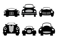 200x142 Car Silhouette Front Icons Vector Free Vector Download In Ai