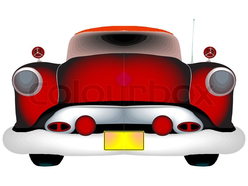 800x600 Classic Car Clipart Red Classic Many Interesting Cliparts