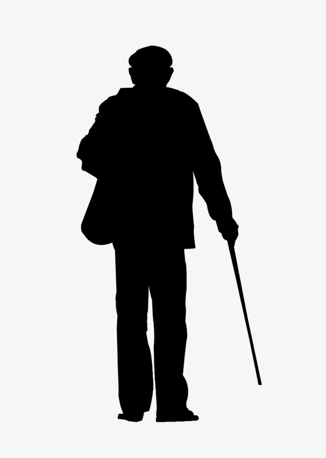 650x911 Lonely Old Man Back, Old Man Back, Lonely Elderly, Old People Png