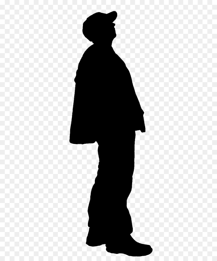 900x1080 Silhouette Old Age