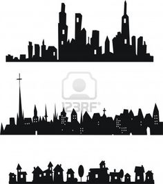 236x265 Indian City Silhouette