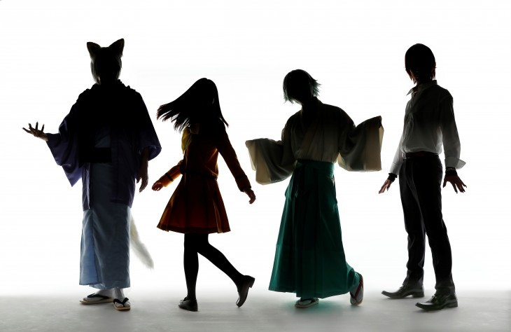 730x474 Kamisama Kiss Stage Musical Cast Unveiled in Silhouette