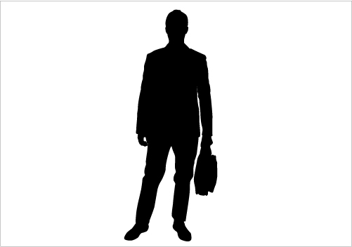 501x352 Business Silhouette Silhouette Graphics Business Silhouette