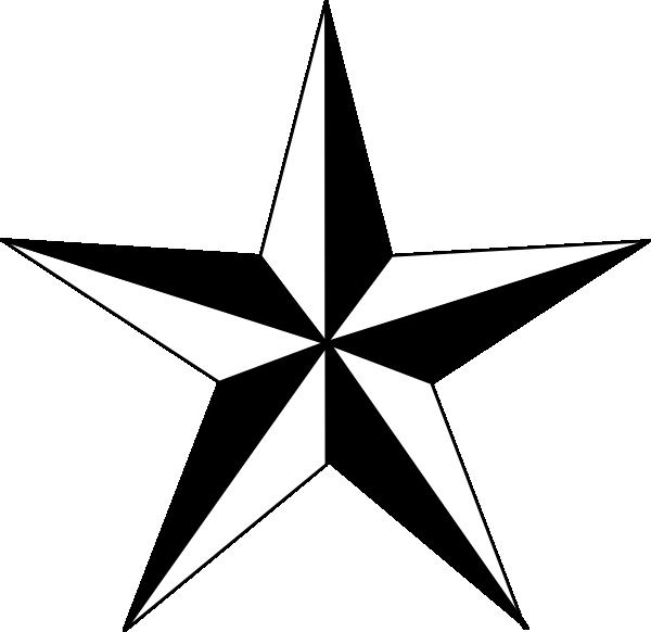 600x582 Western Silhouette Clip Art Free Texas Star Clip Art