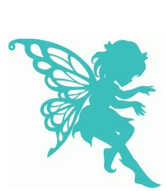 326x374 Flowerseed Fairy Garden Shadow Silhouette