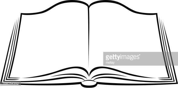589x291 Photos Of Open Book Silhouette Clip Art Open Book