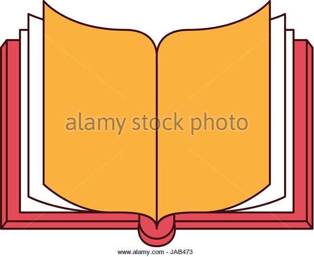640x524 Open Book Stock Vector Images