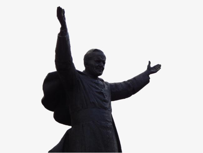 650x489 Black Man With His Hands Open Statue, Statue, Open Hands, Black
