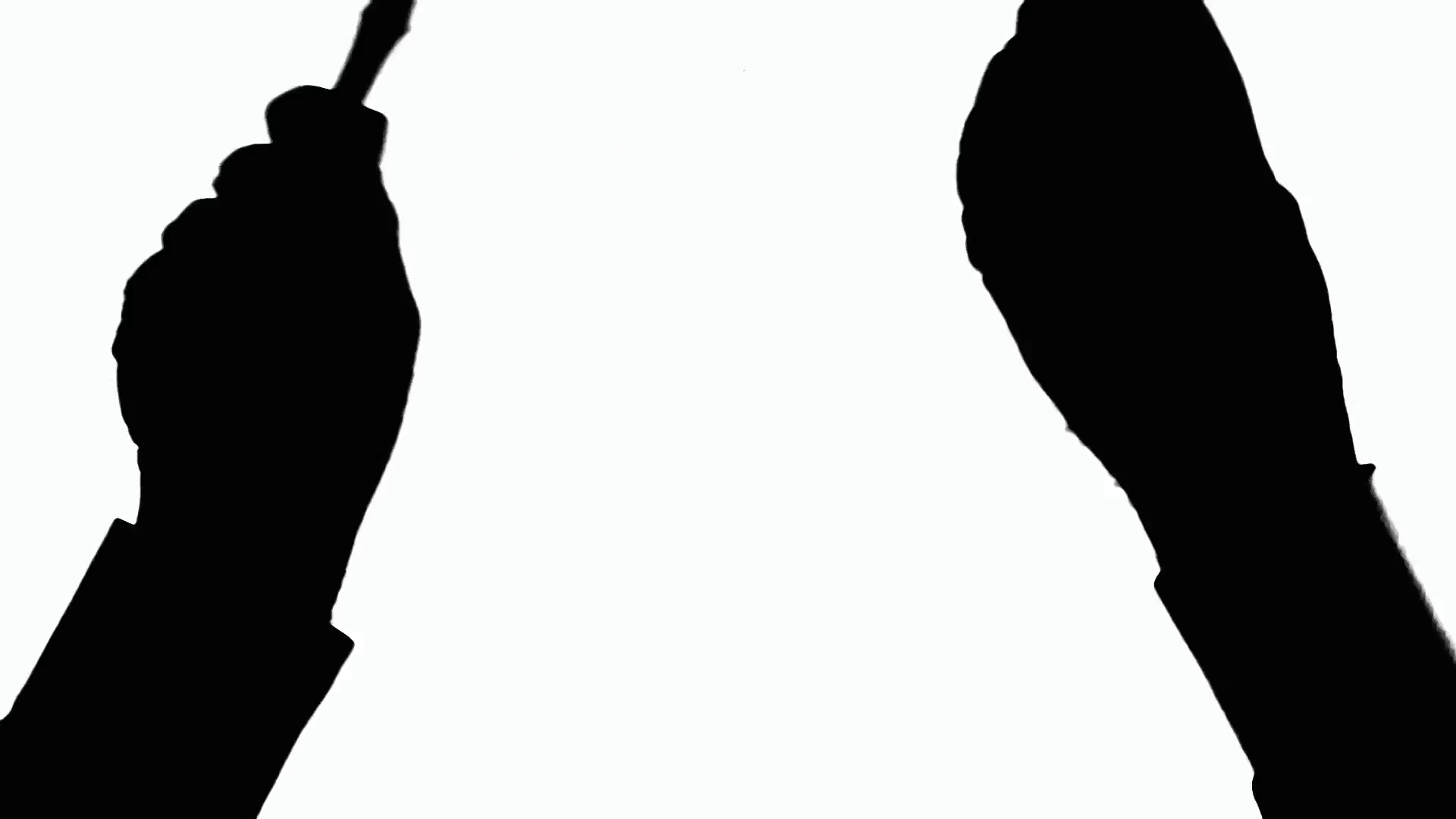 1920x1080 Orchestra Leader White Hands Silhouette 1. Silhouette Shot
