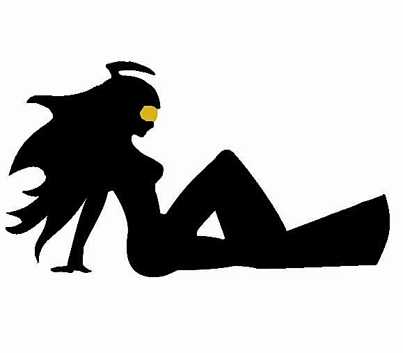 579x507 Nono Diebuster Mudflap Girl By Fehfeh13