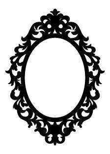 224x313 28 Images Of Cameo Frames Template