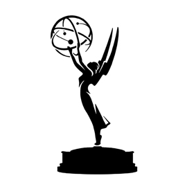270x270 Trophy Clipart Emmy