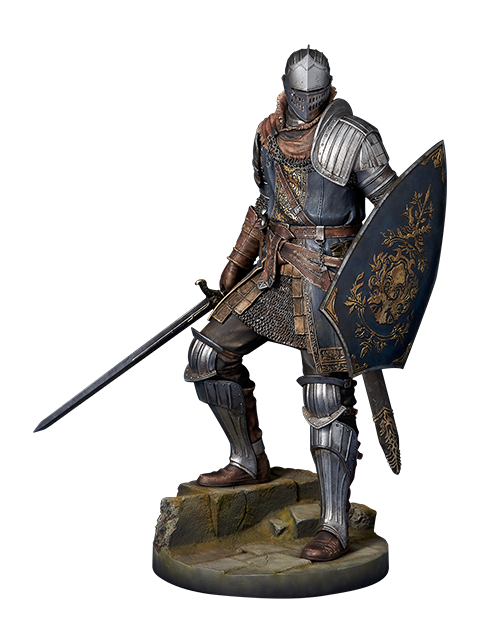 480x643 Dark Souls Oscar Knight Of Astora 16th Scale Statue By Gecco