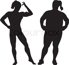 232x217 Image Result For Fat Girl Silhouettes We Are All Real