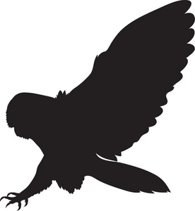 276x300 Free Owl Clipart Image 0071 0807 1816 2648