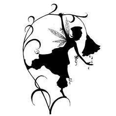 236x236 Owl Silhouette Stencil