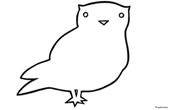 350x226 Shadows Clipart Owl