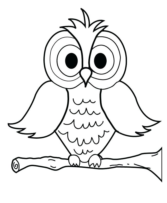 owl silhouette outline at getdrawings com free for personal use