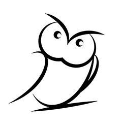 238x250 Cartoon Owl Vector Owls Uilen Cartoon Owls, Owl