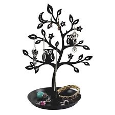 225x225 Aloha Woman Tree Silhouette Jewelry Stand With Removable Magnet