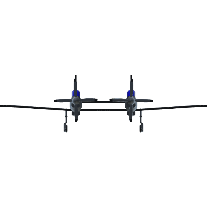720x720 Simpleplanes F 82 Twin Mustang (Replica)