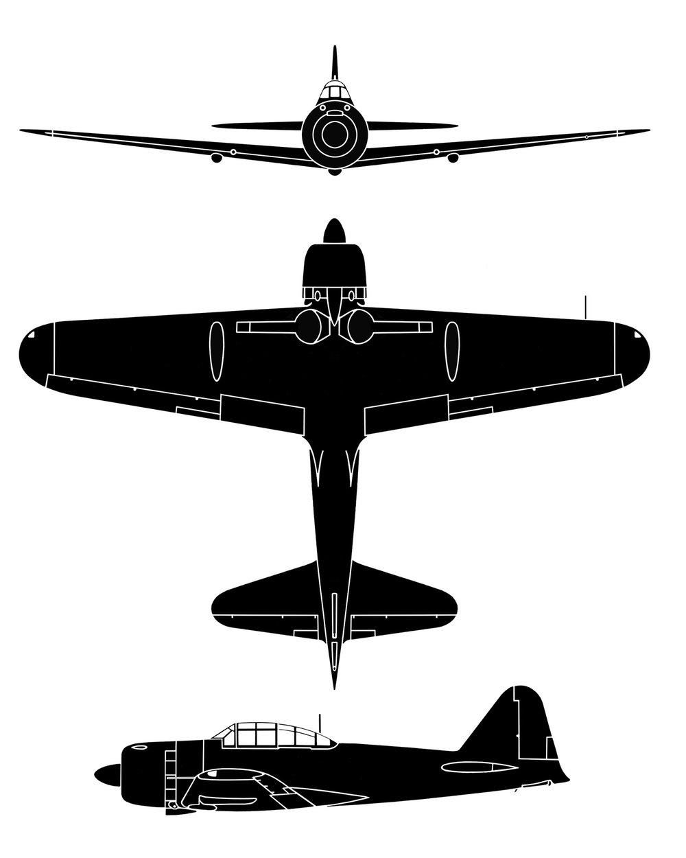 1000x1250 Warbird Silhouettes John M Ford