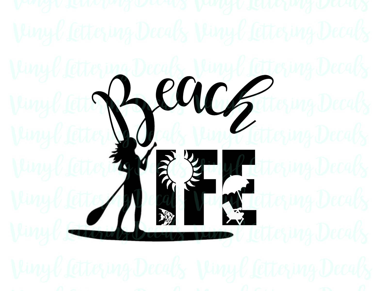 1600x1200 Svg Beach Sup Life Paddle Svg Cricut Cameo Silhouette