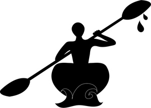 236x198 Paddleboard Clipart 300x215 Silhouette
