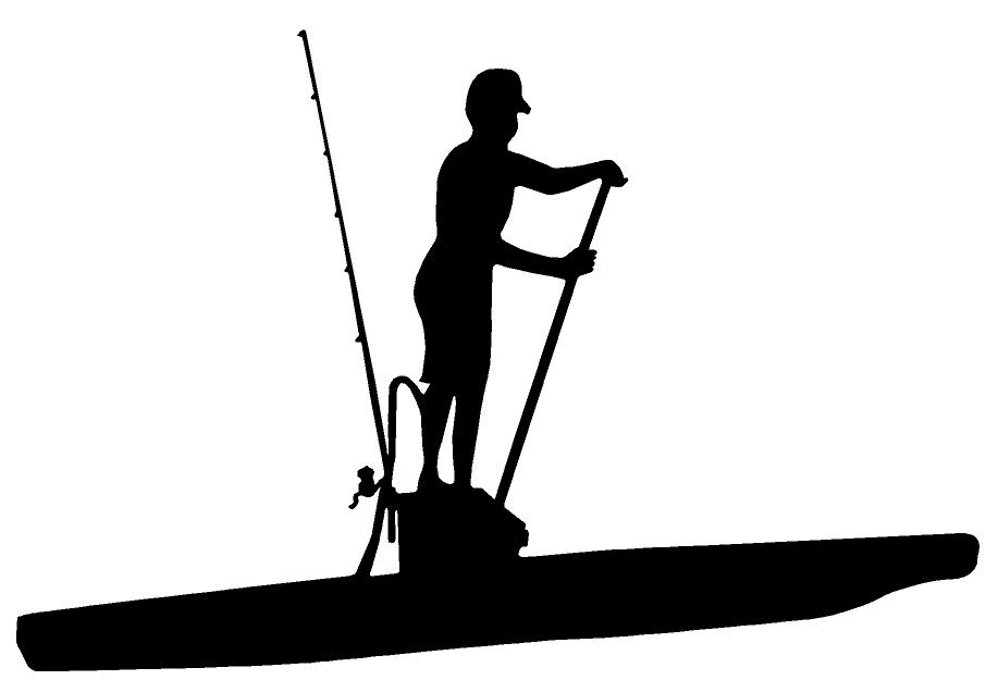 906x625 Stand Up Paddleboard Fishing Male