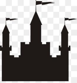 260x280 Free Download Castle Silhouette Clip Art