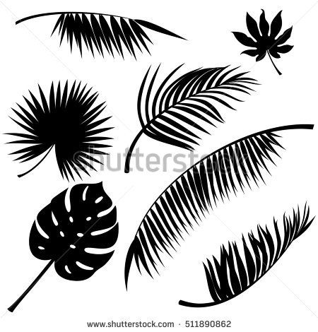450x470 Image Result For Palm Leaves Silhouette Metal Ideas Savannah