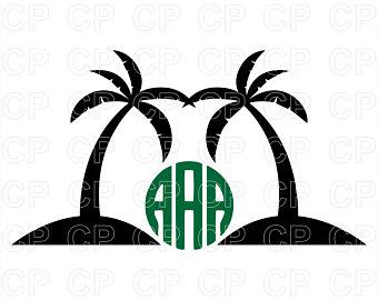 340x270 Palm Tree Clipart Etsy