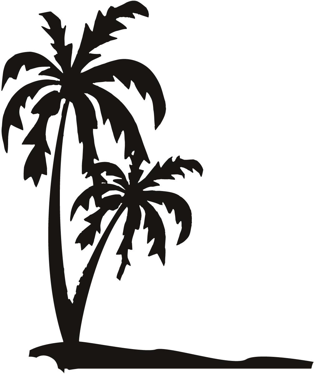 1007x1200 Palm Tree Drawing Outline Palmtree Tattoo Palm Tree Image Ink