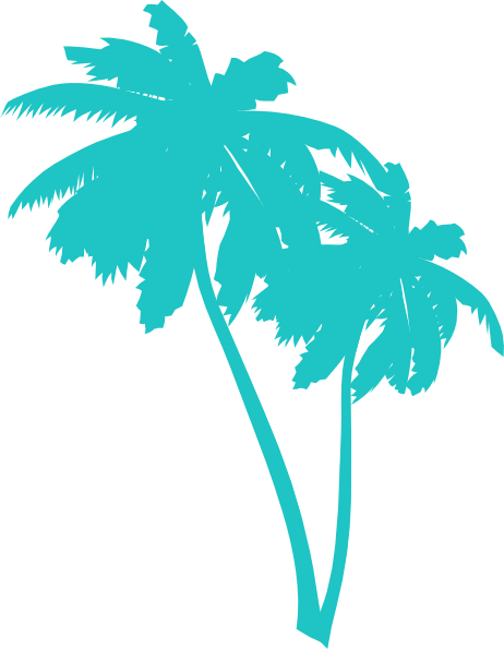 462x595 Palm Trees Clip Art
