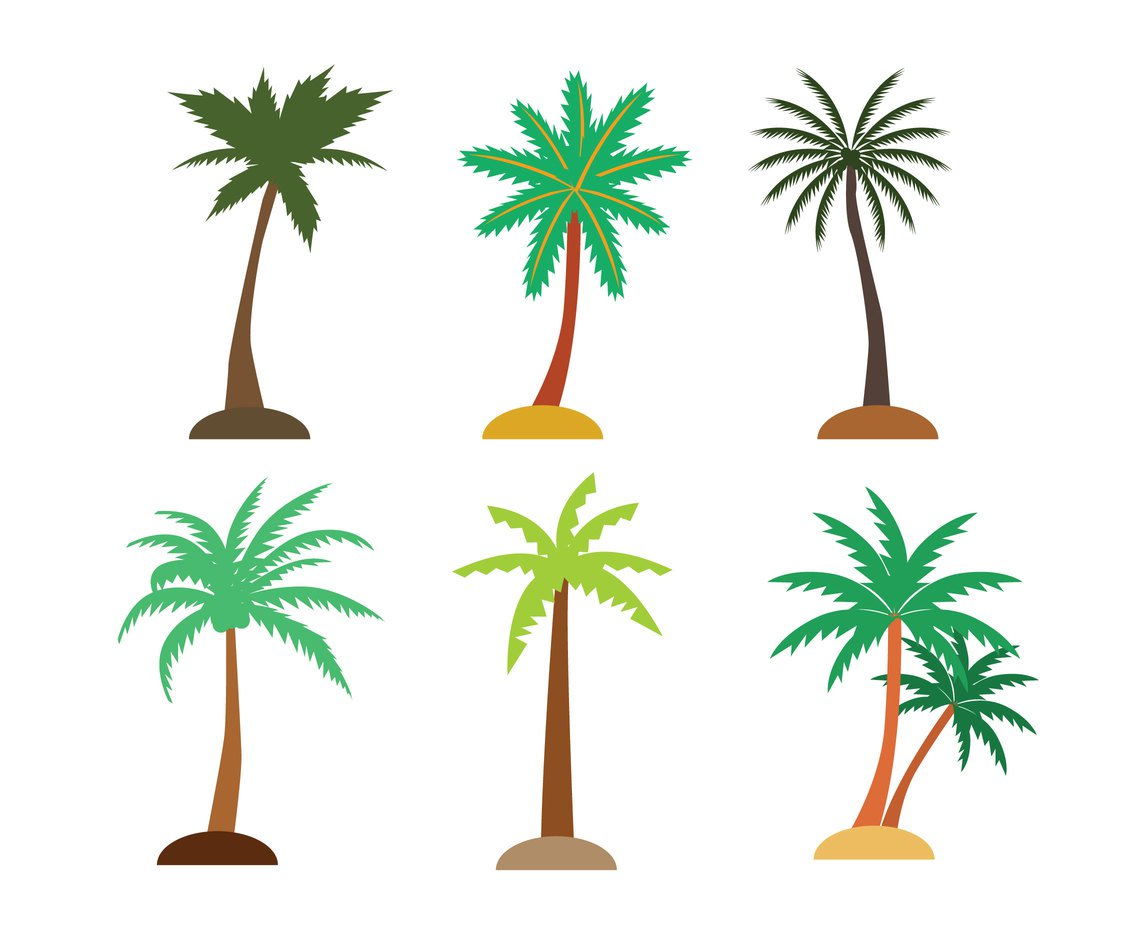 1136x936 Palm Tree Silhouette Vector Art Amp Graphics