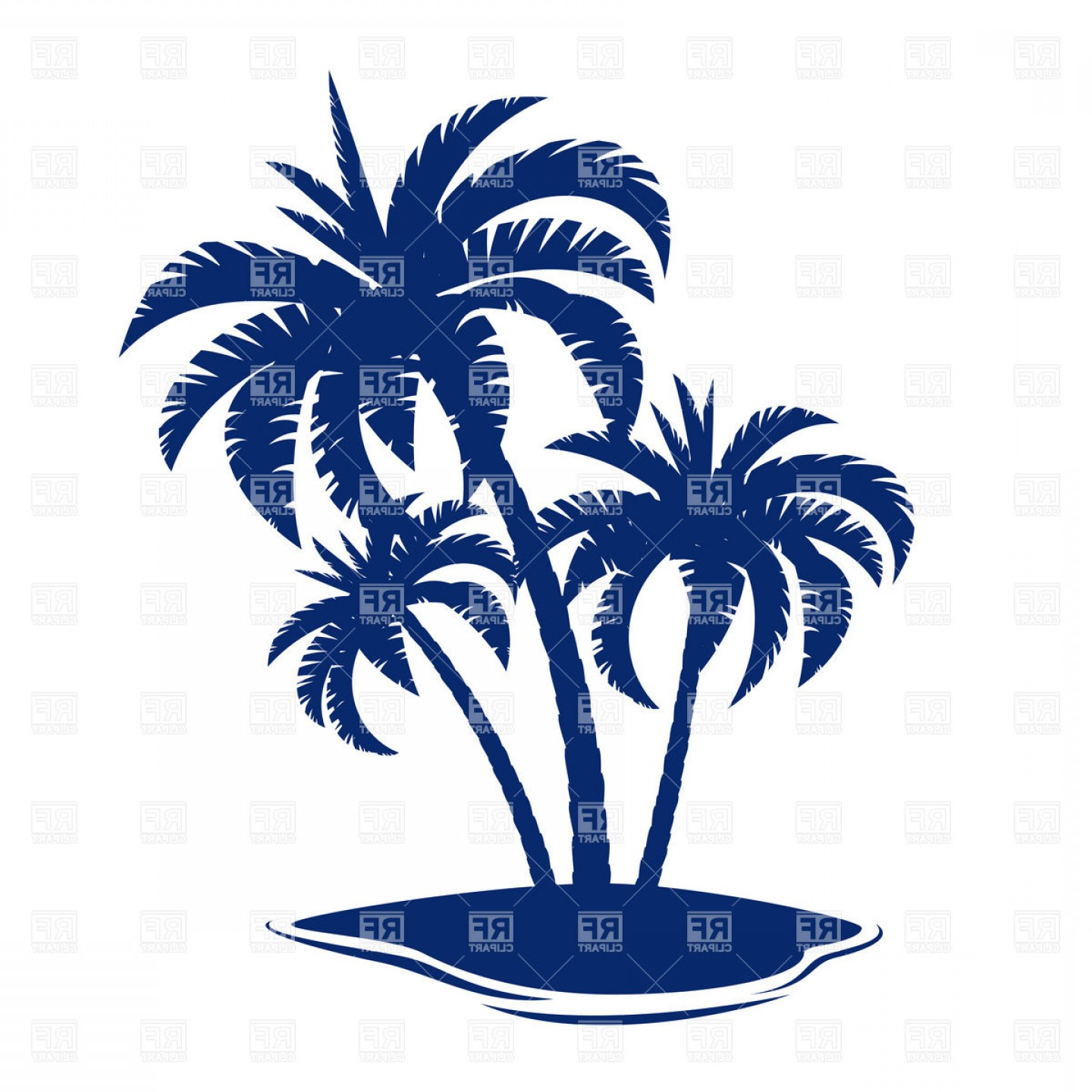 1440x1440 Palm Tree In Vector Format Sohadacouri