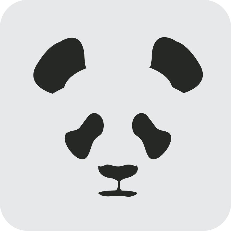 800x800 Panda Silhouette 01 1 E1403035535718 Castleford