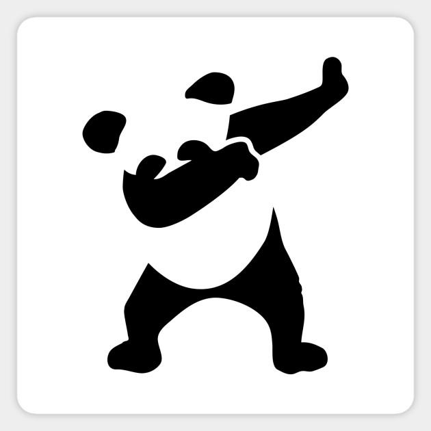 630x630 Cute Dabbing Panda