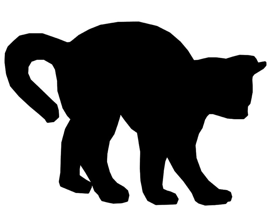 886x709 Panther Head Clip Art
