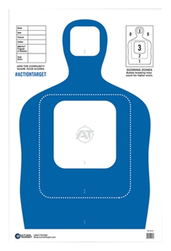 246x360 Paper Targets