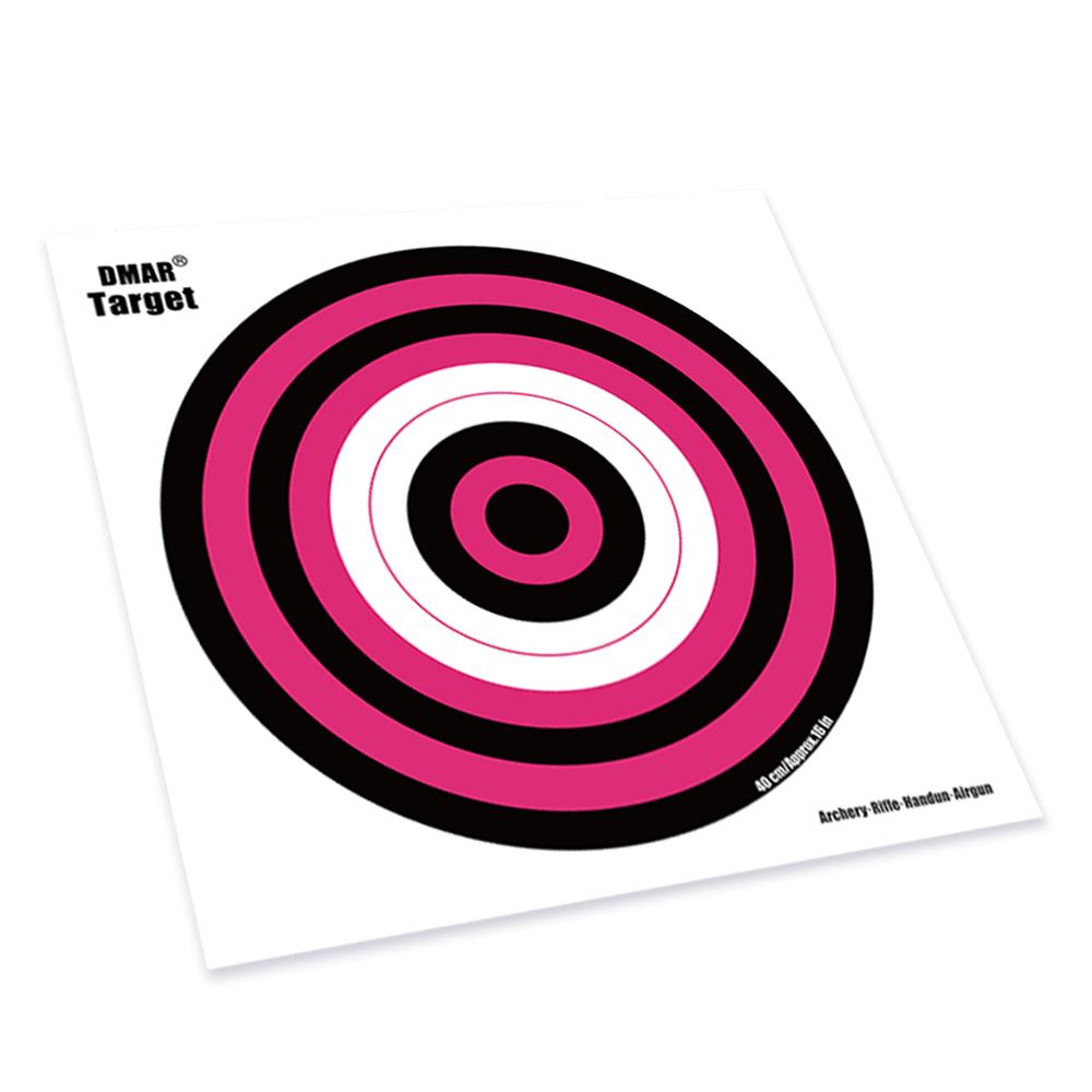 1000x1000 30pcs 40cm Standard Archery Targets Paper Reinforced Shooting