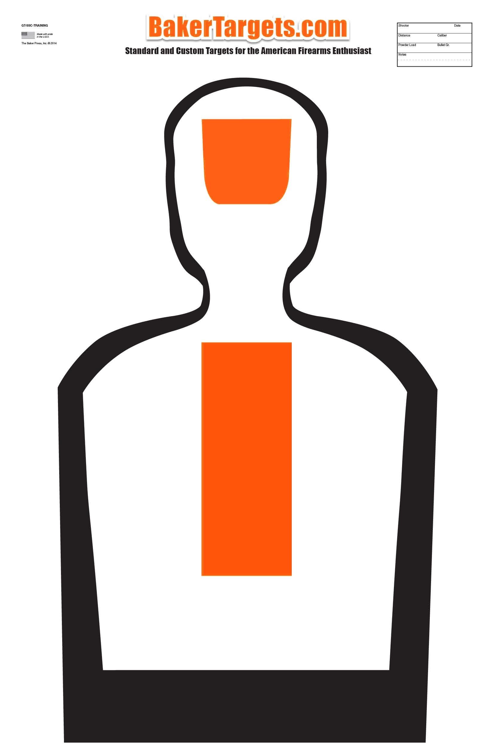 1656x2520 Targets, Shooting Targets Paper Shooting Targets Custom Targets