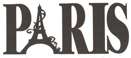 448x200 Paris Word
